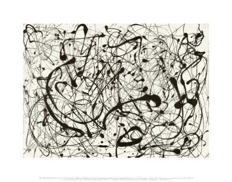 No. 14 (Gray) Art Print