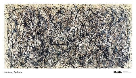 One No 31 Posters By Jackson Pollock At Allposters Com Au
