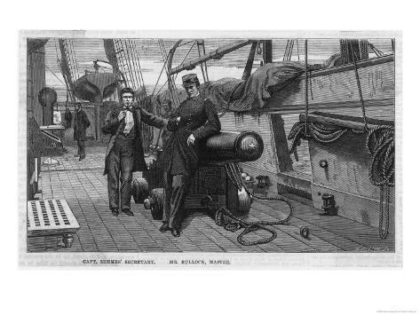 The Confederate War-Steamer