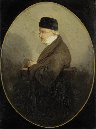 David Pierre Giottino Humbert De Superville, Schilder En Schrijver Art Print