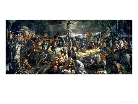 The Crucifixion of Christ, 1565 Giclee Print