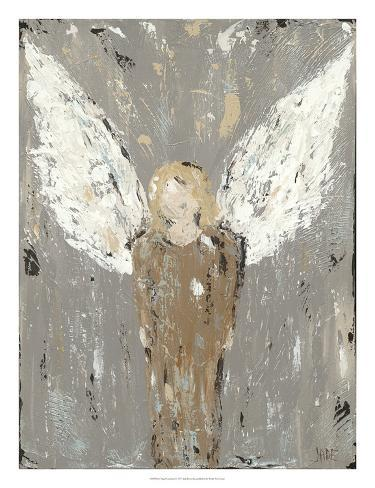 Angel Guardian Art Print