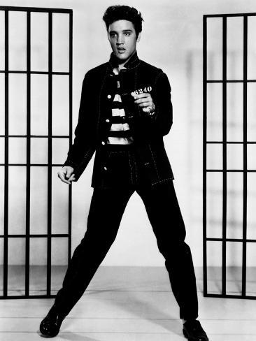 Jailhouse Rock, Elvis Presley, 1957 Photo