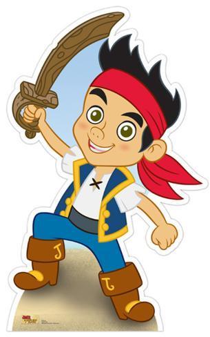 Jake - Jake and the Neverland Pirates Cardboard Cutouts