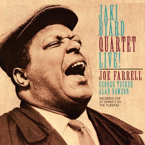 The Jaki Byard Quartet - Live! Vol. 1