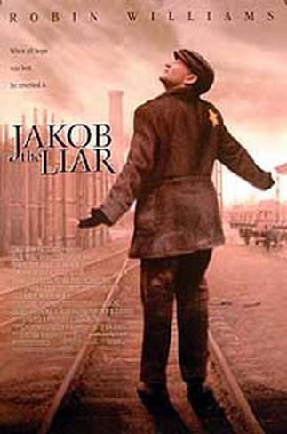 Jakob The Liar Original Poster