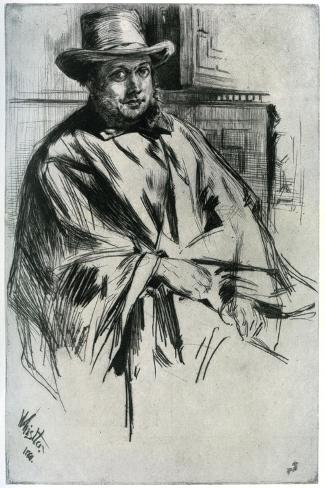 Mr Mann, 1860 Lámina giclée