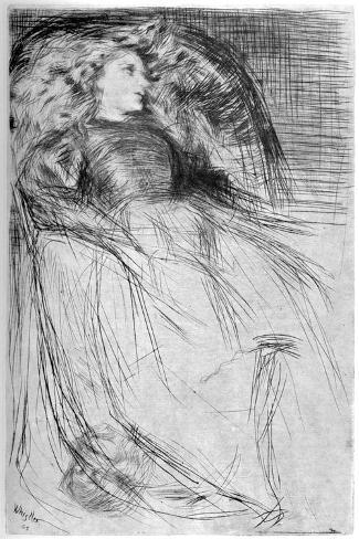 Weary, 1863 Lámina giclée