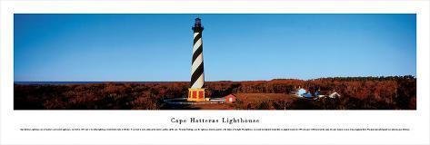 Cape Hatteras Lighthouse Art Print