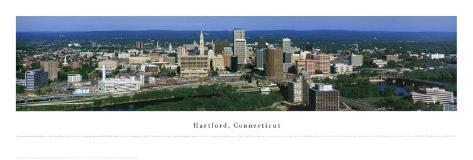 Hartford, Connecticut Art Print