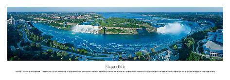 Niagara Falls - Daytime Art Print
