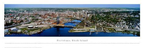 Providence, Rhode Island Art Print