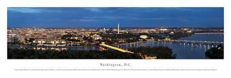 Washington, DC Art Print