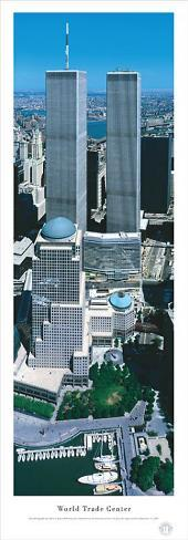World Trade Center Commemorative Art Print