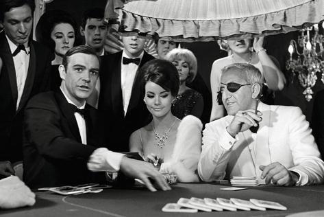 James Bond-Lady Luck Poster