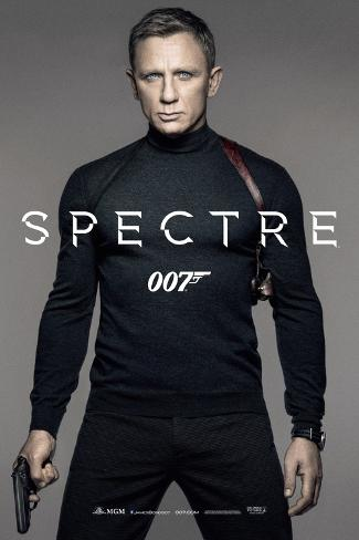 James Bond- Spectre Colour Teaser Poster