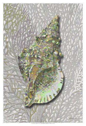 Hifi Triton II Art Print