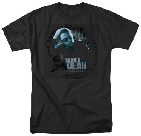 James Dean - Sunglasses at Night T-Shirt
