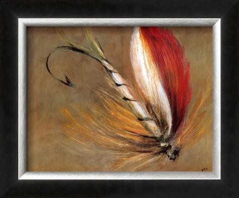 Captive Colors I Framed Art Print