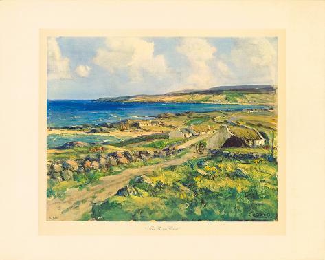 The Rosses Coast Premium Giclee Print