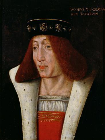 James II Stampa giclée