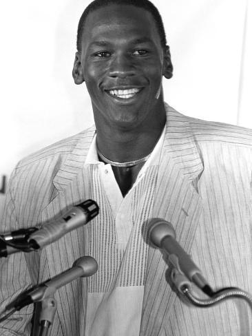 Michael Jordan Valokuvavedos