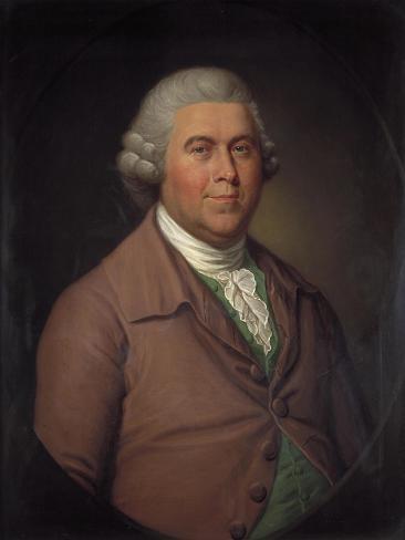 John Davis, the Proprietor of Bagnigge Wells, C1761-1799 Giclee Print