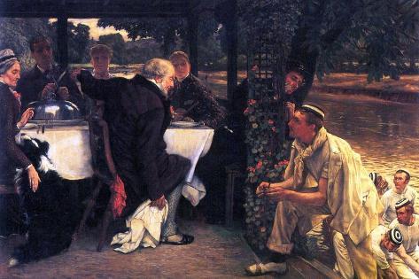 The Prodigal Son In Modern Life- The Fattened Calf Vinilo decorativo