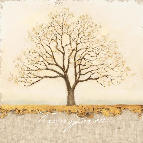 Natural Transformation Art Print