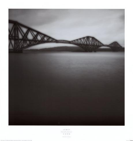Forth Rail Bridge I Art Print