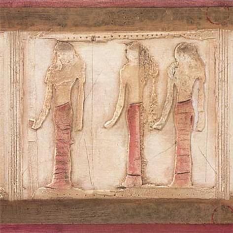 Egypt VIII Framed Art Print