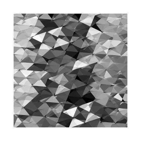 Geometric Squared II Giclee Print