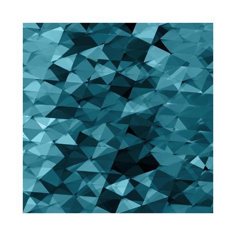 Geometric Squared III Giclee Print
