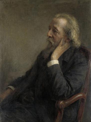 Ds P H Hugenholtz II, Oprichter Van De Vrije Gemeente Art Print