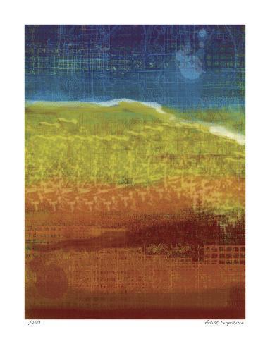 Earthly Origin II Giclee Print