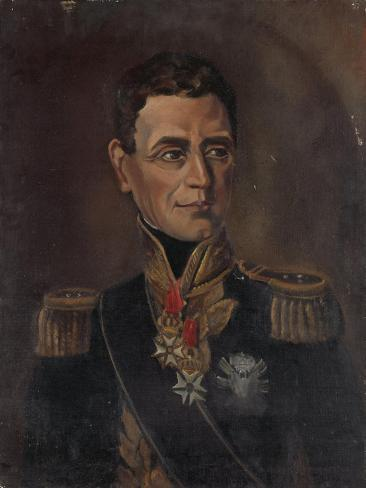 Jonkheer Jan Willem Janssens. Gouverneur-Generaal Art Print