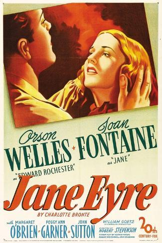 Jane Eyre, 1944, Directed by Robert Stevenson Giclee Print
