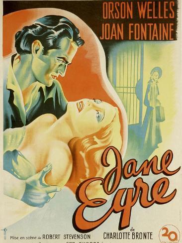 Jane Eyre, 1944, Directed by Robert Stevenson Giclee Print