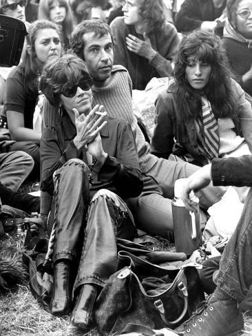 Jane Fonda and Roger Vadim Photo