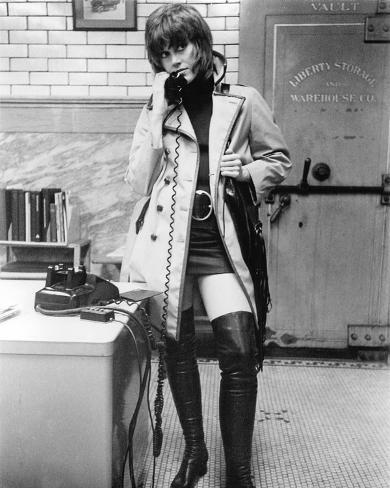 Jane Fonda - Klute Photo