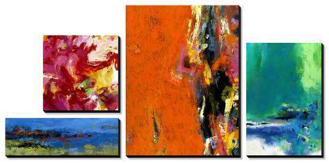 Jubilation Canvas Art Set