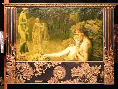 The Golden Age, 1897-98 Giclee Print