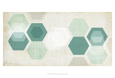 Hex Mobile I Art Print