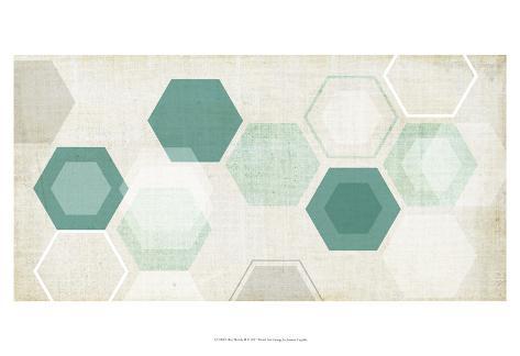 Hex Mobile II Art Print