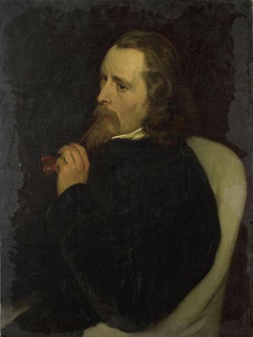 Guillaume Anne Van Der Brugghen Schilder Art Print