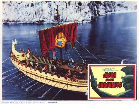 Jason and the Argonauts, 1963 Premium Giclee Print