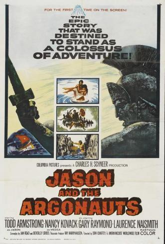 Jason and the Argonauts Masterprint