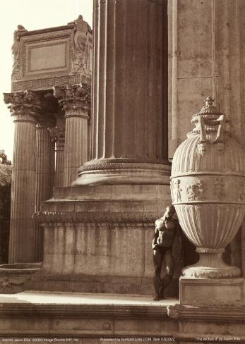 The Arches II Art Print