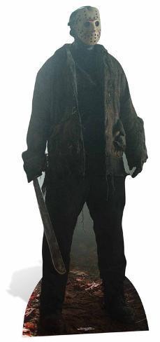 Jason Voorhees - Friday the 13th Cardboard Cutouts