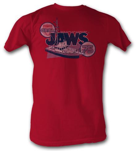 Jaws - Orca 75 Camiseta